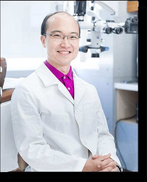 宜蘭達文西牙醫.柯呈奇醫師